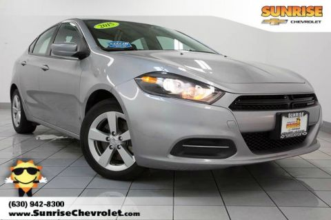 Pre-Owned 2015 Dodge Dart SXT FWD 4D Sedan