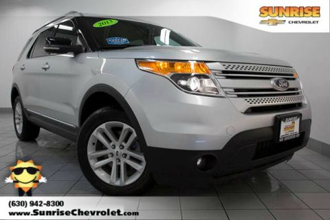 Pre-Owned 2013 Ford Explorer XLT AWD