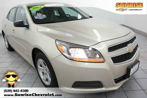 Certified Pre-Owned 2013 Chevrolet Malibu LS FWD 4D Sedan