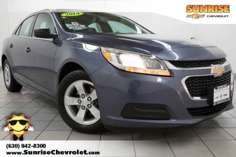 Certified Pre-Owned 2014 Chevrolet Malibu LS FWD 4D Sedan