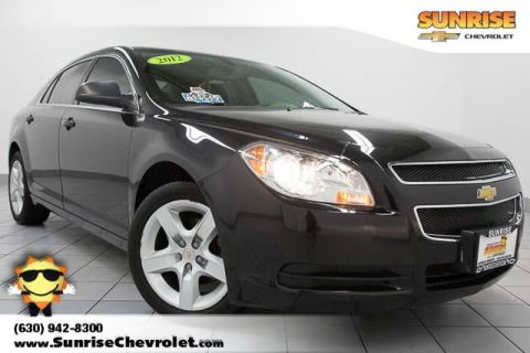 Pre-Owned 2012 Chevrolet Malibu LS FWD 4D Sedan