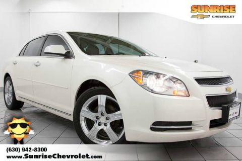 Certified Pre-Owned 2012 Chevrolet Malibu LT FWD 4D Sedan