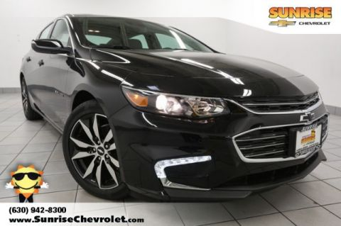 New 2017 Chevrolet Malibu LT FWD 4D Sedan