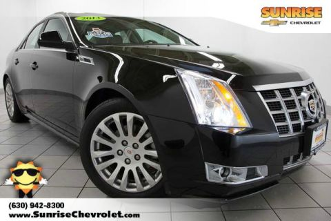 Pre-Owned 2013 Cadillac CTS Premium AWD