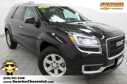 Certified Pre-Owned 2014 GMC Acadia SLE-2 FWD 4D Sport Utility
