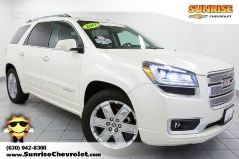 Certified Pre-Owned 2013 GMC Acadia Denali AWD