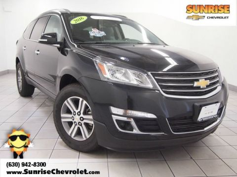 Certified Pre-Owned 2016 Chevrolet Traverse  FWD 4D Sport Utility
