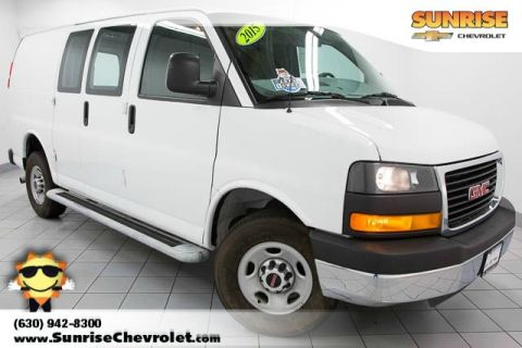 Certified Pre-Owned 2015 GMC Savana G2500 Work Van RWD 3D Cargo Van