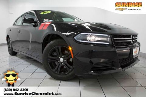Pre-Owned 2016 Dodge Charger SE RWD 4D Sedan