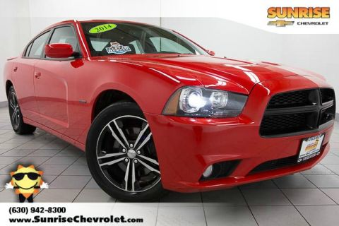 Pre-Owned 2014 Dodge Charger R/T AWD