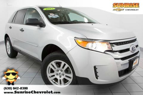 Pre-Owned 2012 Ford Edge SE FWD 4D Sport Utility