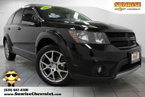Pre-Owned 2014 Dodge Journey R/T AWD