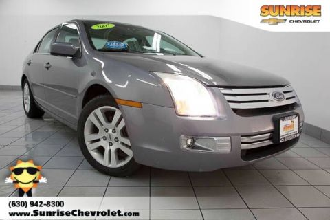 Pre-Owned 2007 Ford Fusion SEL AWD