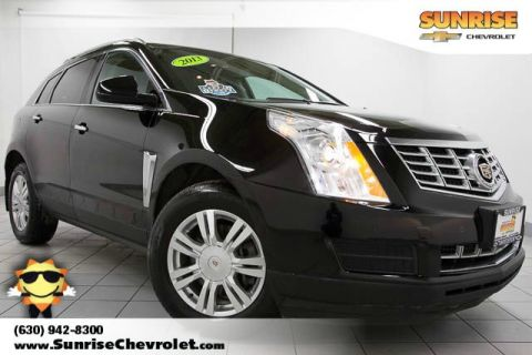 Pre-Owned 2013 Cadillac SRX Luxury FWD 4D Sport Utility