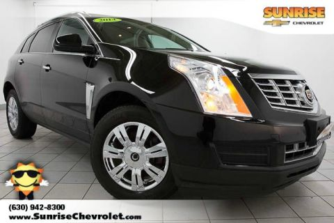 Pre-Owned 2014 Cadillac SRX Luxury AWD
