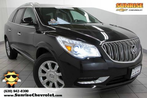 Certified Pre-Owned 2014 Buick Enclave Leather Group AWD