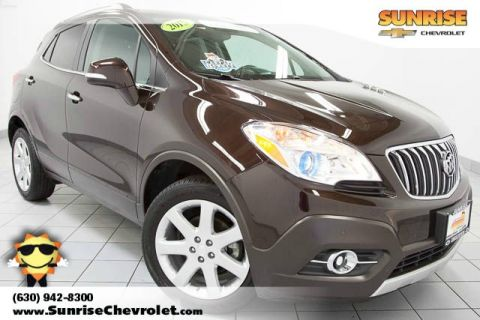 Certified Pre-Owned 2015 Buick Encore Premium AWD