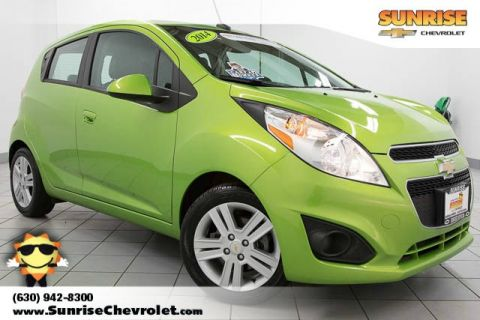 Certified Pre-Owned 2014 Chevrolet Spark 1LT FWD 4D Hatchback