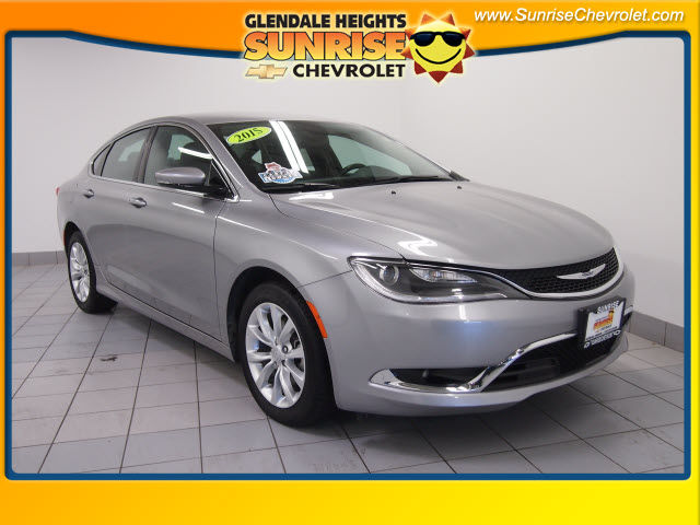 Pre-Owned 2015 Chrysler 200 C FWD Sedan