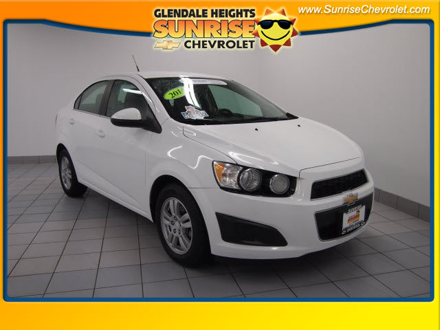 Certified Pre-Owned 2014 Chevrolet Sonic LT Auto FWD Sedan