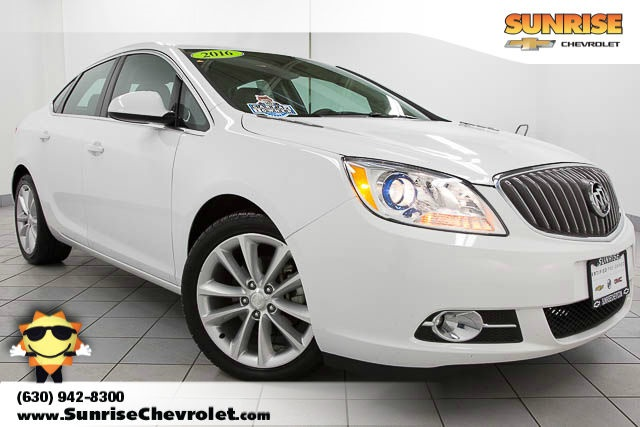 Pre-Owned 2016 Buick Verano Convenience Group