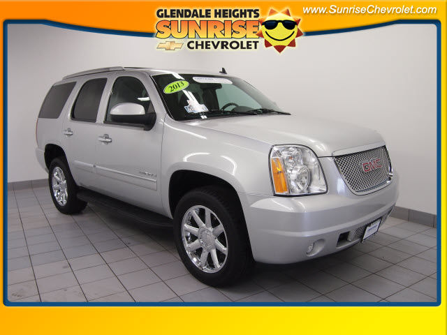 Certified Pre-Owned 2013 GMC Yukon Denali AWD