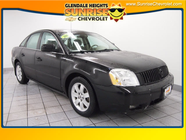 Pre-Owned 2005 Mercury Montego Luxury FWD Sedan