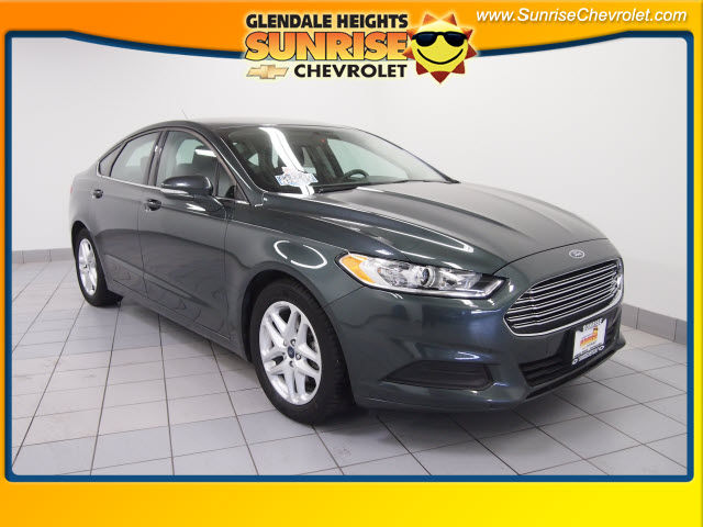 Pre-Owned 2015 Ford Fusion SE FWD Sedan