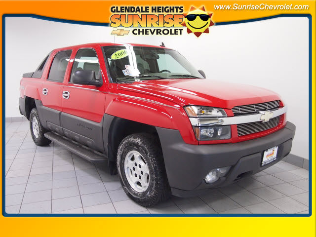 Pre-Owned 2006 Chevrolet Avalanche 1500 LT 4WD